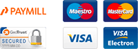 secure, payments, visa, mastercard, paymill